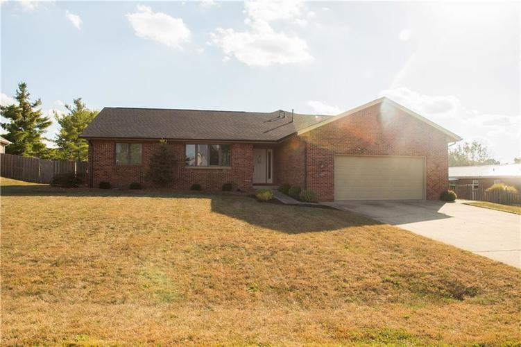 1009 E Israel Street Greensburg, IN 47240 | MLS 21672394 | photo 1