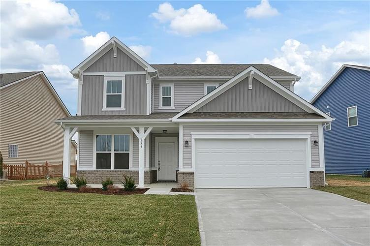 7964 Apalachee Drive Indianapolis, IN 46217 | MLS 21672498 | photo 1