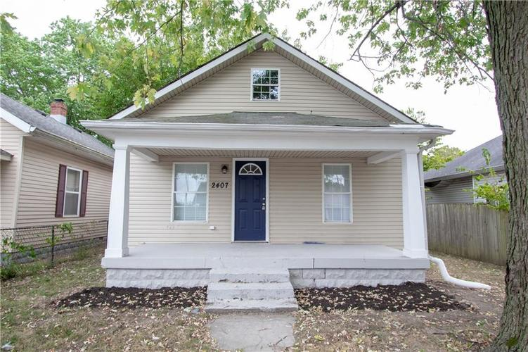 2407 S McClure Street Indianapolis, IN 46241 | MLS 21672547