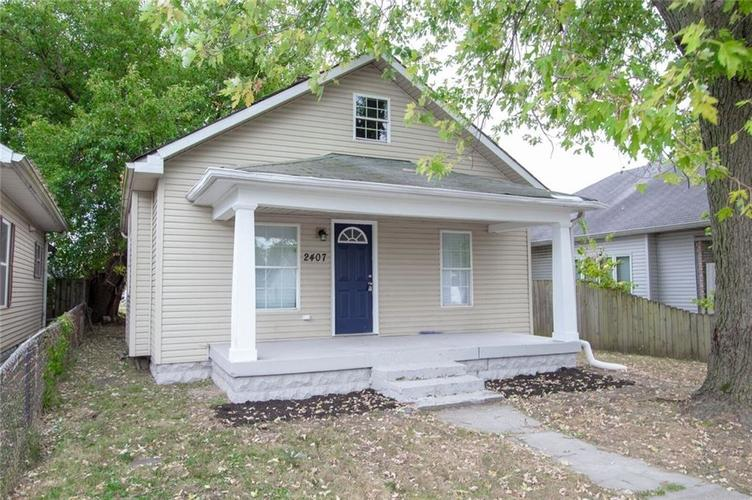 2407 S McClure Street Indianapolis, IN 46241 | MLS 21672547 | photo 2