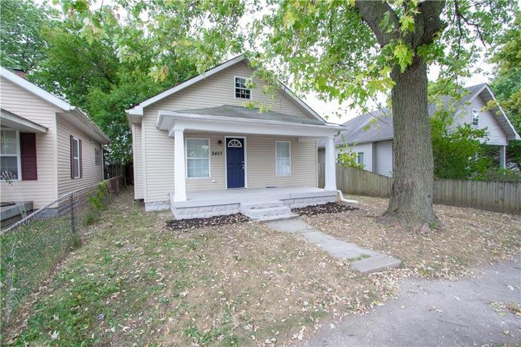 2407 S McClure Street Indianapolis, IN 46241 | MLS 21672547 | photo 3