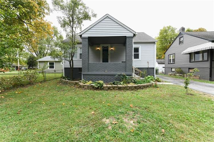 1539 E 75th Street Indianapolis, IN 46240   MLS 21672576