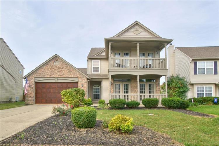13920 N Old Otto Court Camby, IN 46113 | MLS 21672599