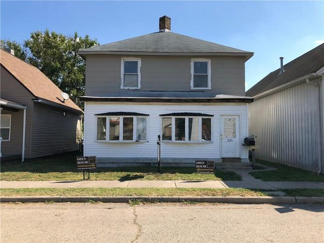 225 N Richland Street Indianapolis, IN 46222 | MLS 21672620