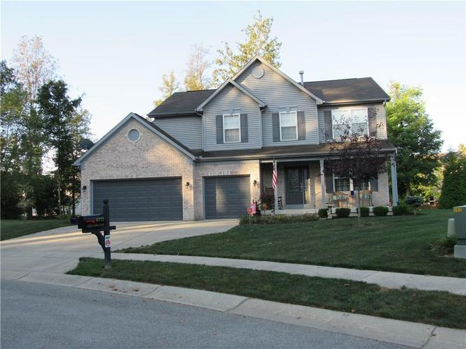4772  Clifty Falls Court Indianapolis, IN 46239 | MLS 21672701