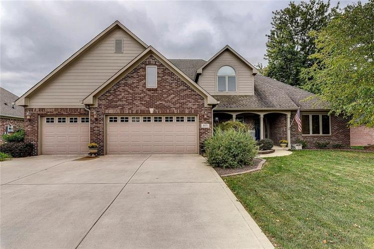 6671 WOODCREST Drive Avon, IN 46123 | MLS 21672770 | photo 36