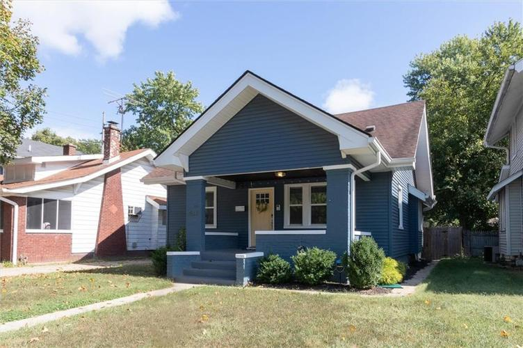 4841 Guilford Avenue Indianapolis, IN 46205 | MLS 21672771 | photo 1