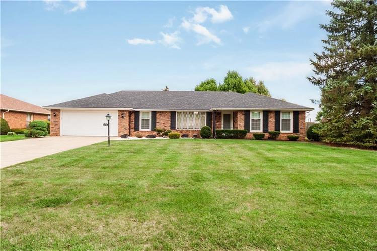 26 N Roby Drive Anderson, IN 46012 | MLS 21672923