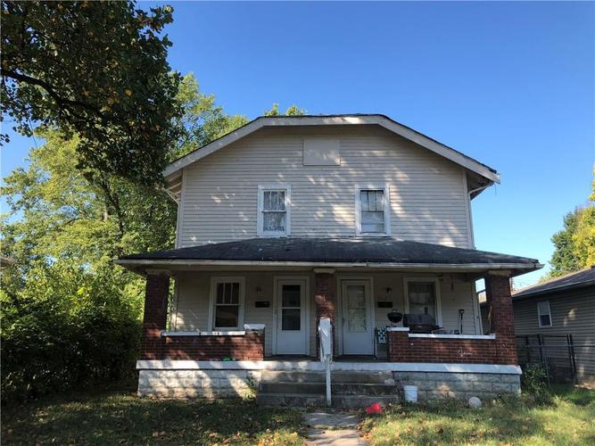 3110  Guilford Avenue Indianapolis, IN 46205 | MLS 21673004
