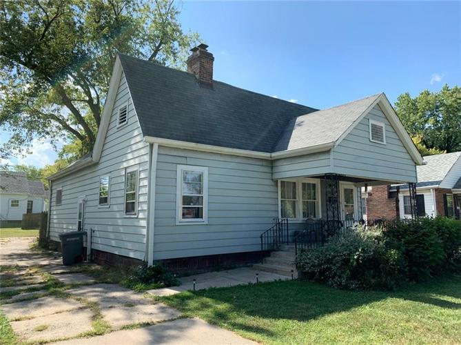 4375 E 34TH Street Indianapolis IN 46218 | MLS 21673023 | photo 1