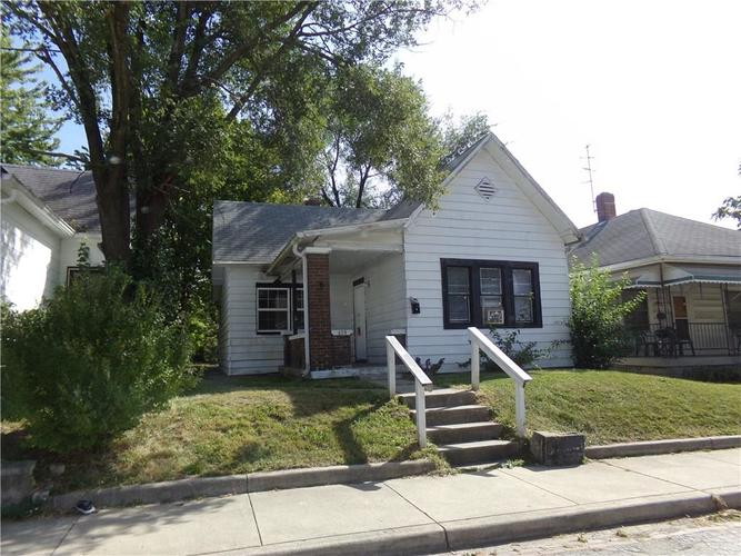 423 N FOREST Avenue Indianapolis IN 46201 | MLS 21673031 | photo 1