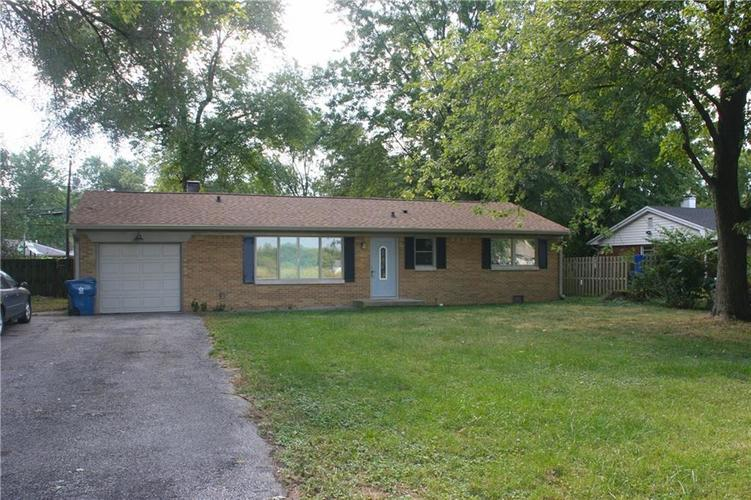 755 W Hanna Avenue Indianapolis, IN 46217 | MLS 21673037 | photo 1