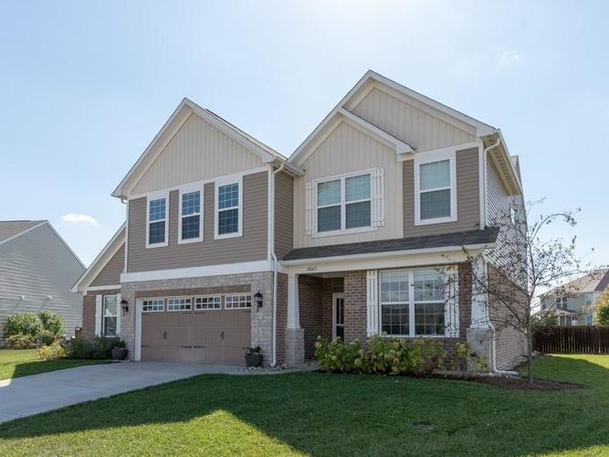8883  BANNER Drive Brownsburg, IN 46112 | MLS 21673146