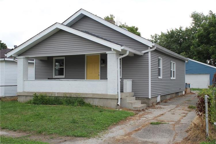 2509 S Mcclure Street Indianapolis, IN 46241 | MLS 21673171