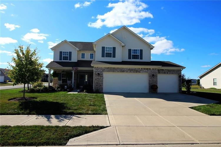 2289  Spring Dipper Drive Greenfield, IN 46140 | MLS 21673196