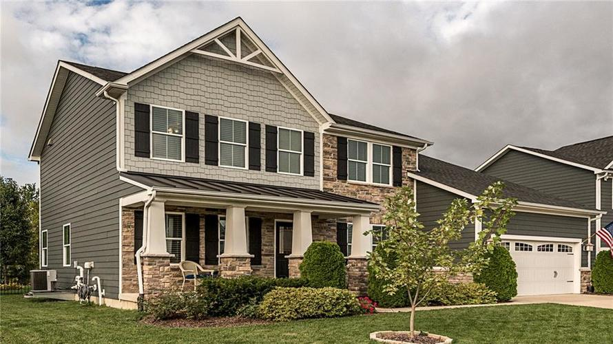 11928 MANNINGS PASS Zionsville, IN 46077 | MLS 21673197 | photo 24