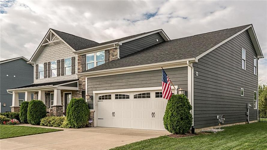 11928 MANNINGS PASS Zionsville, IN 46077 | MLS 21673197 | photo 25