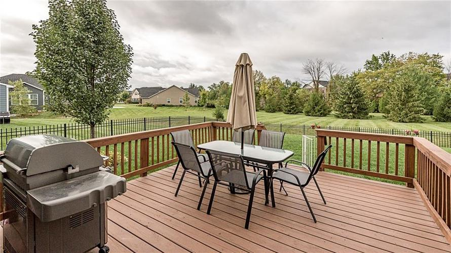 11928 MANNINGS PASS Zionsville, IN 46077 | MLS 21673197 | photo 27