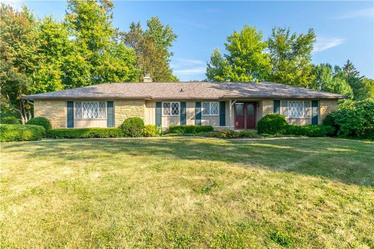 258 E Hickory Lane Indianapolis, IN 46227   MLS 21673230