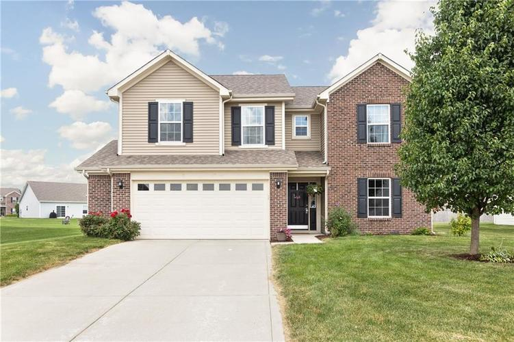 8414  TRALEE Lane Brownsburg, IN 46112 | MLS 21673297