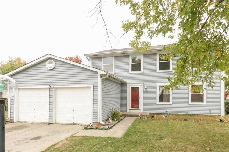 8365  Castle Ridge Lane Indianapolis, IN 46256 | MLS 21673306