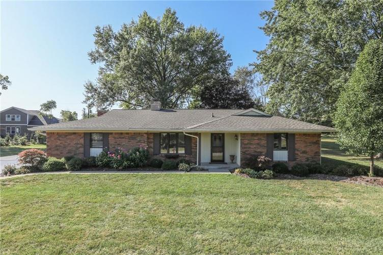 3955  Shadow Hill Court Greenwood, IN 46142 | MLS 21673358