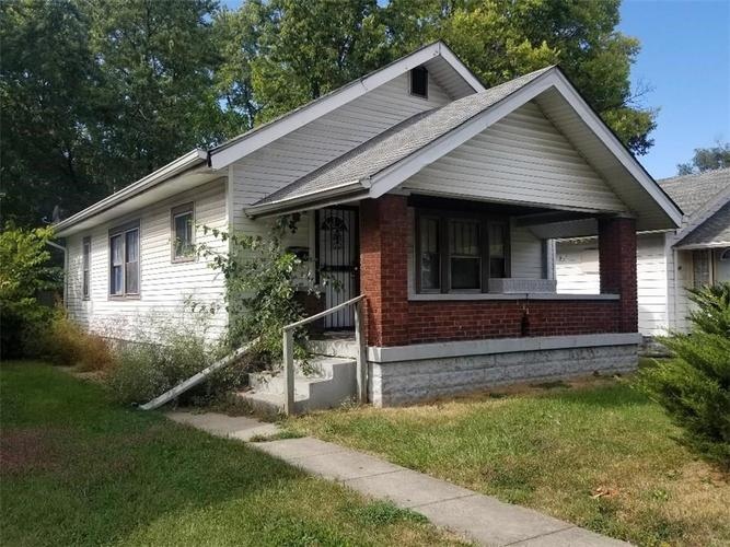 614 N CHESTER Avenue Indianapolis IN 46201   MLS 21673362   photo 1