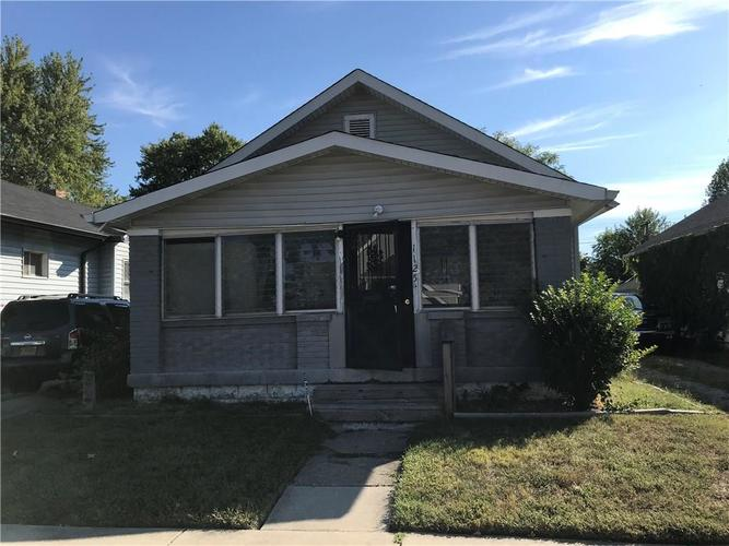 1125 Holmes Avenue Indianapolis IN 46222 | MLS 21673369 | photo 1