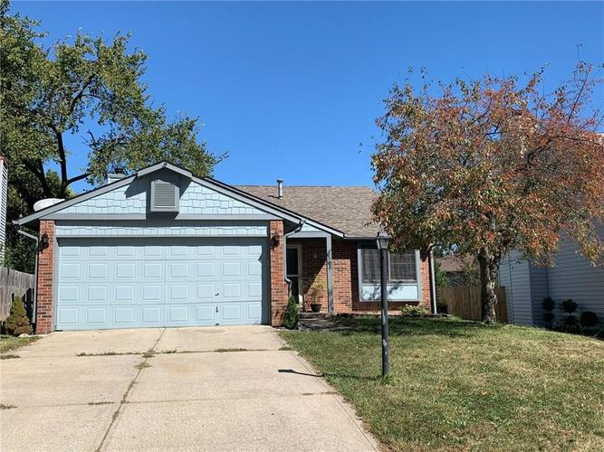 1508  Timber Village Drive Greenwood, IN 46142 | MLS 21673406