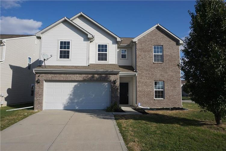 7725 Firecrest Lane Camby, IN 46113 | MLS 21673457 | photo 1