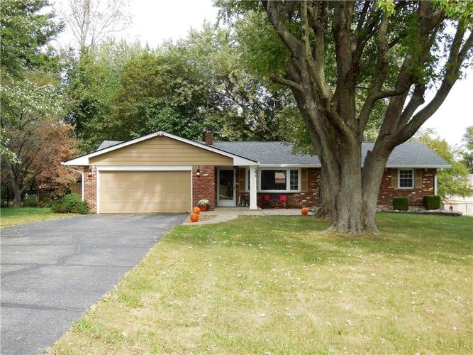 220 Webb Drive Indianapolis IN 46227 | MLS 21673490 | photo 1