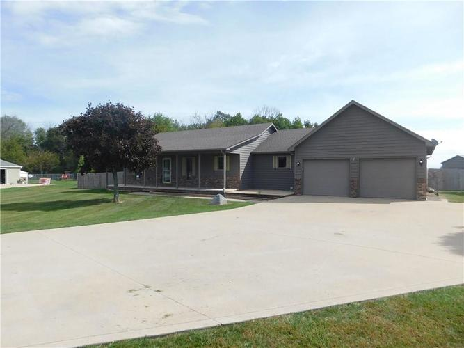 105  Division Drive Tipton, IN 46072 | MLS 21673592