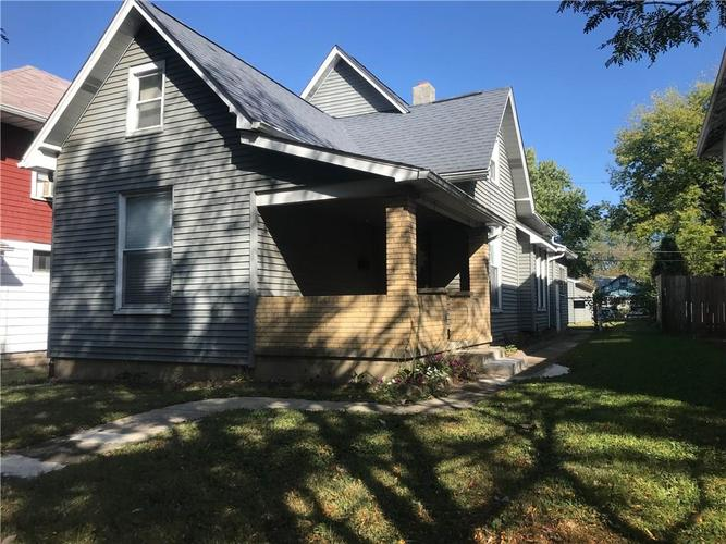 39 N Gladstone Avenue Indianapolis, IN 46201 | MLS 21673626 | photo 1