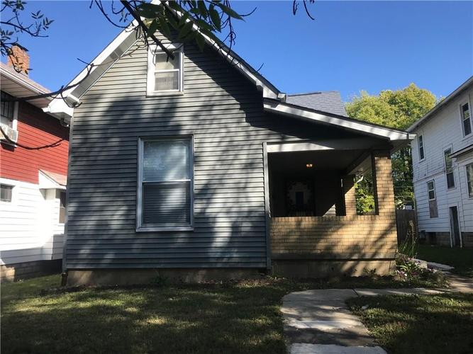 39 N Gladstone Avenue Indianapolis, IN 46201 | MLS 21673626 | photo 17