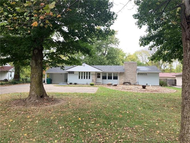 8480 Crawfordsville Road Indianapolis, IN 46234 | MLS 21673648 | photo 1