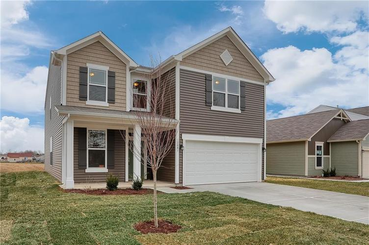 12881  N Collett Way Camby, IN 46113 | MLS 21673705