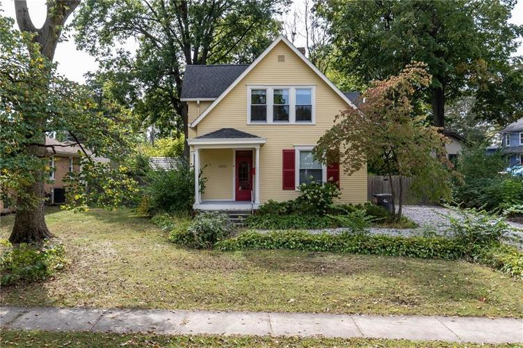 5915 E LOWELL Avenue Indianapolis, IN 46219 | MLS 21673735
