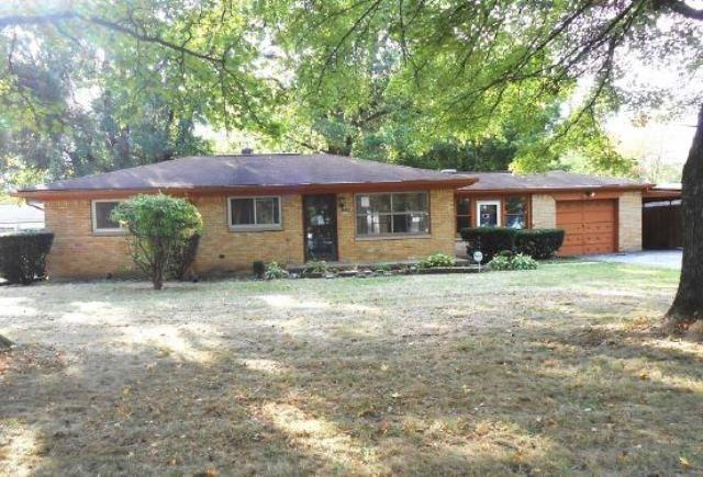 1230 Thorndale Street Indianapolis, IN 46214   MLS 21673802   photo 1
