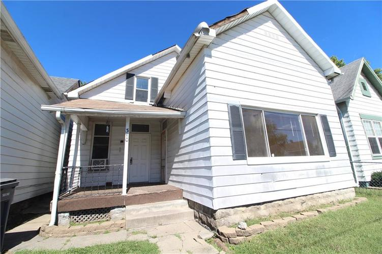 310  Lincoln Street Indianapolis, IN 46225 | MLS 21673823