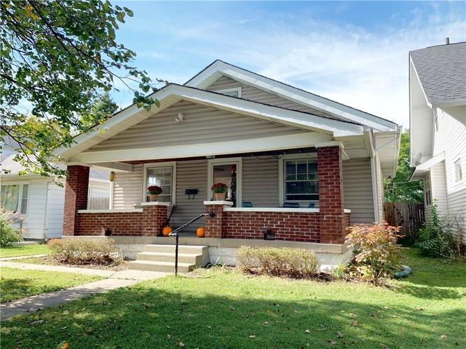 2750 MANKER Street Indianapolis, IN 46203   MLS 21673879   photo 1