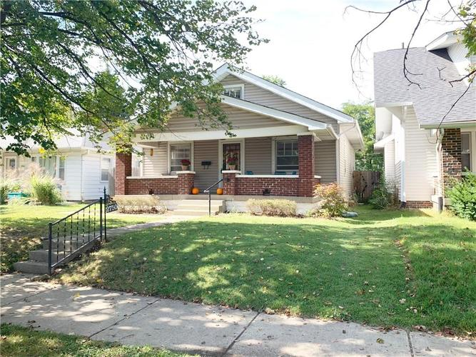 2750 MANKER Street Indianapolis, IN 46203   MLS 21673879   photo 2
