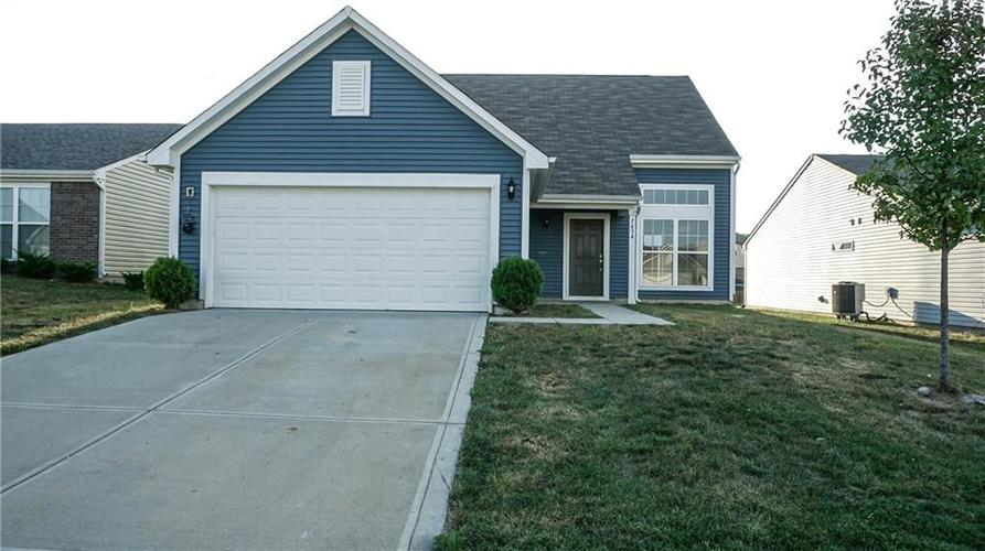 7634 Gold Rush Drive Camby, IN 46113 | MLS 21673883 | photo 1