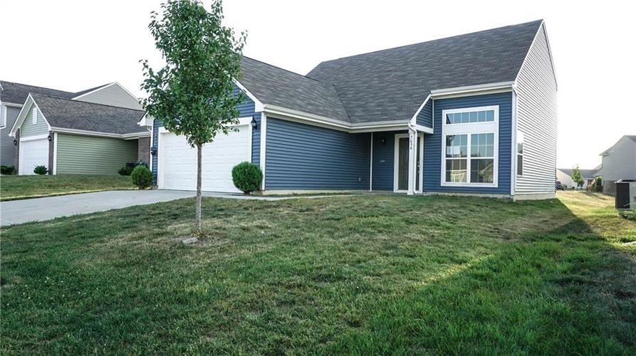 7634 Gold Rush Drive Camby, IN 46113 | MLS 21673883 | photo 2