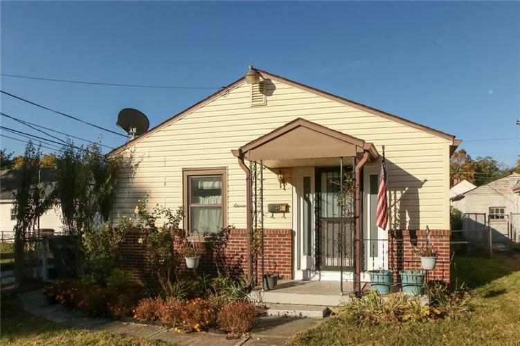 1118 N Exeter Avenue Indianapolis, IN 46222 | MLS 21673889 | photo 1