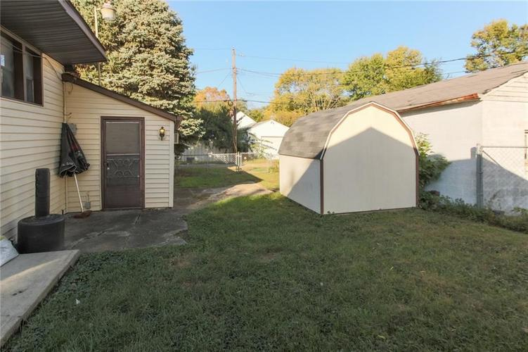 1118 N Exeter Avenue Indianapolis, IN 46222 | MLS 21673889 | photo 21
