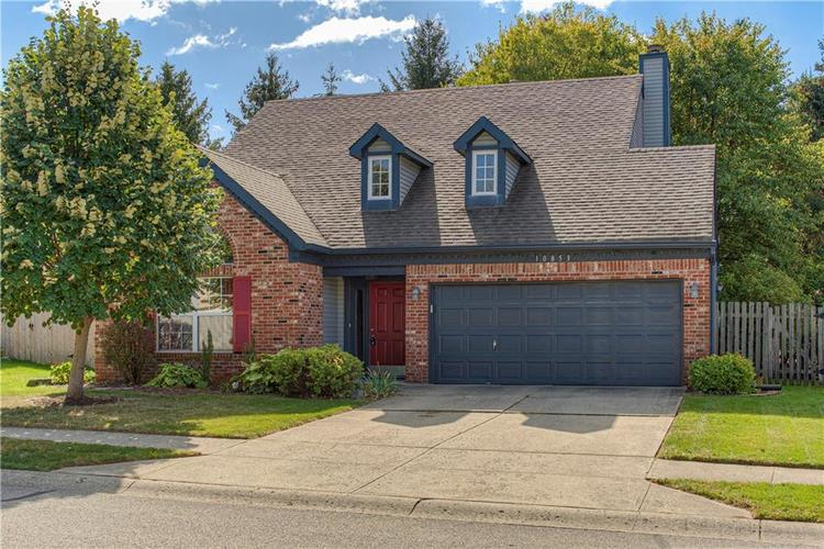 10853  Gate Circle Fishers, IN 46038 | MLS 21673890