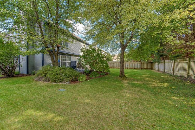10853 Gate Circle Fishers, IN 46038 | MLS 21673890 | photo 33