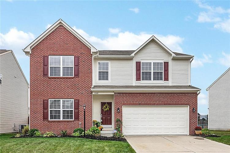11145  Cool Winds Way Fishers, IN 46037 | MLS 21673936