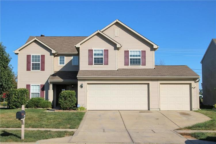 3069 Lodgepole Drive Whiteland, IN 46184 | MLS 21673987 | photo 1