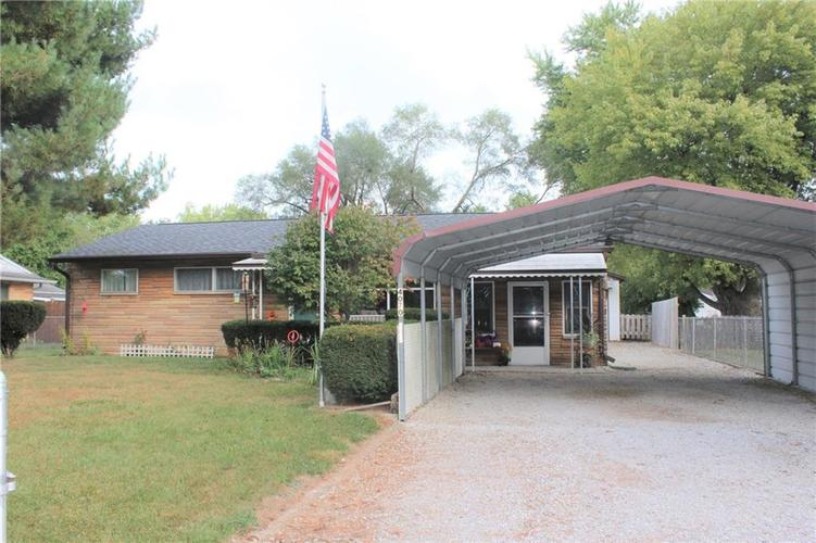 4070 Moline Drive Indianapolis, IN 46221 | MLS 21674009 | photo 1